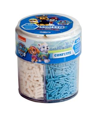 Assortiment confettis en sucre Pat'Patrouille