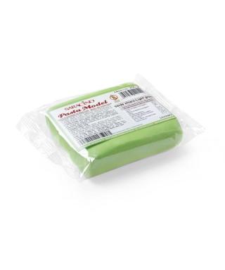 Pâte à sucre modelage Vert Clair 250g Saracino