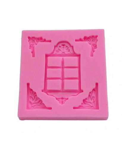 Moule Silicone Cadres et fenêtre