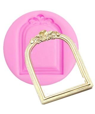 Moule Silicone Miroir Vintage