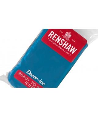 Pâte à sucre Bleu Atlantique 250g Renshaw Regalice