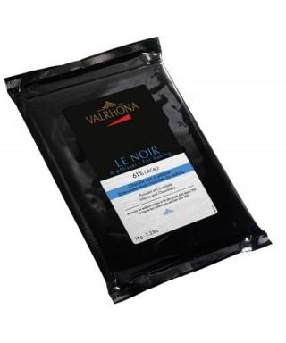 Le Noir 61 % chocolat noir de couverture 1Kg