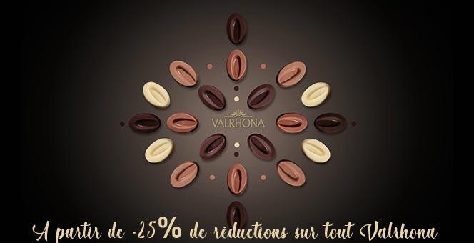 promotion valrhona cake delice